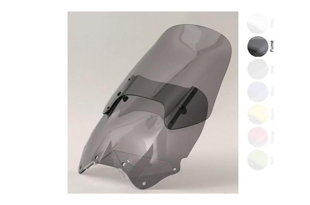 Bulle Vario Moto MRA +140mm pour Honda XRV 750 Africa Twin
