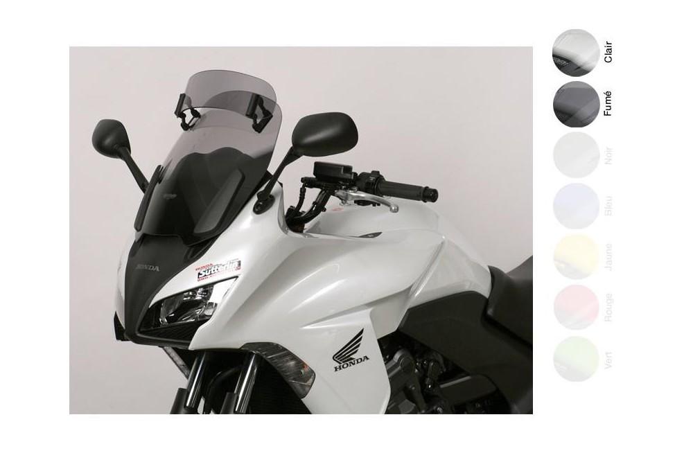 Bulle Vario Moto MRA +20mm pour Honda CBF 1000 F
