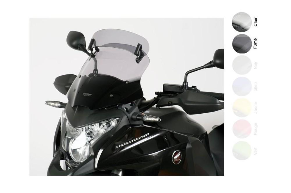 Bulle Vario Moto MRA +60mm pour Honda 1200 Crosstourer
