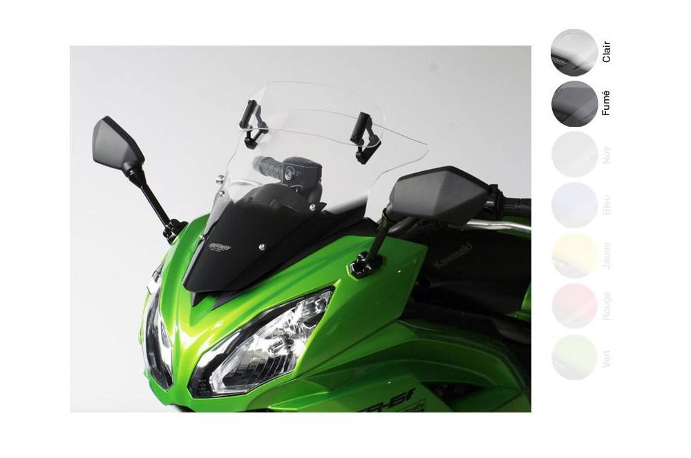 Bulle Vario Moto MRA +10mm pour Kawasaki ER6 F