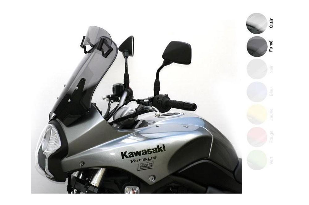 Bulle Vario Moto MRA pour Kawasaki 650 Versys