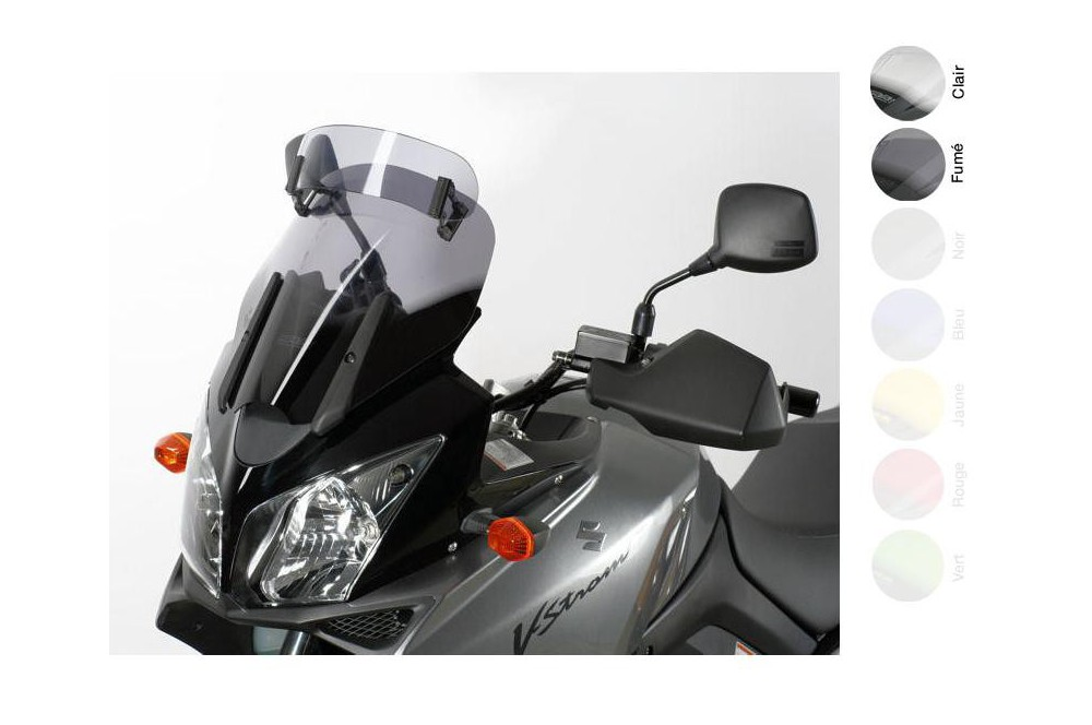 Bulle Vario Moto MRA +20mm pour Suzuki DL650 V-Strom
