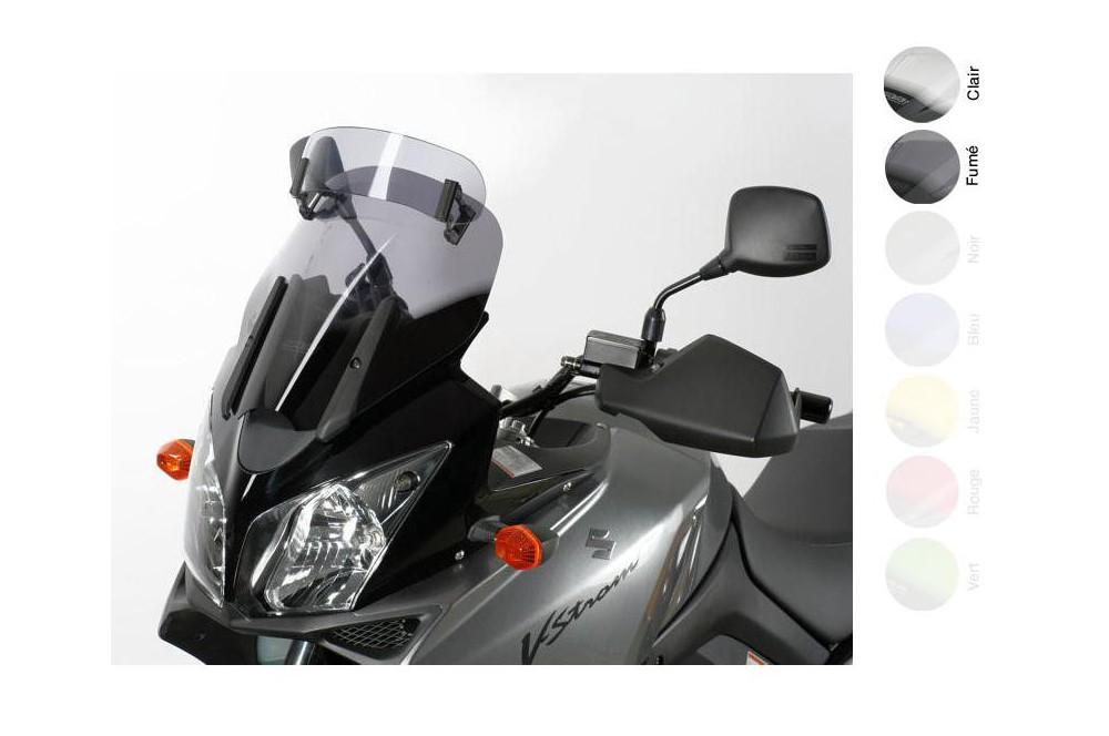 Bulle Vario Moto MRA +25mm pour Suzuki DL 1000 V-Strom