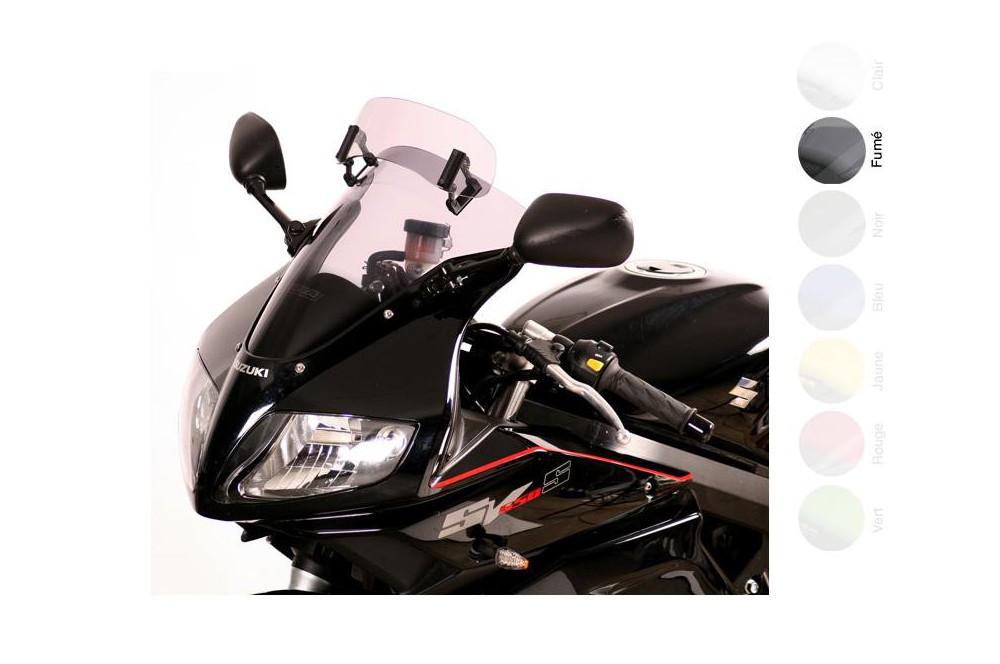 Bulle Vario Moto MRA +40mm pour Suzuki SV 1000 S