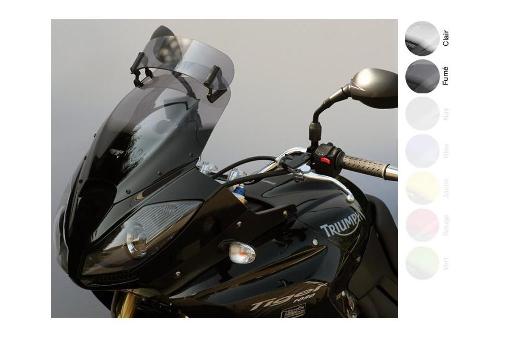 Bulle Vario Moto MRA -110mm pour Triumph Tiger 1050 - SE - Sport