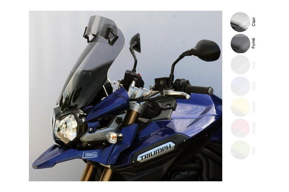 Bulle Vario Moto MRA pour Triumph Tiger 1200 Explorer