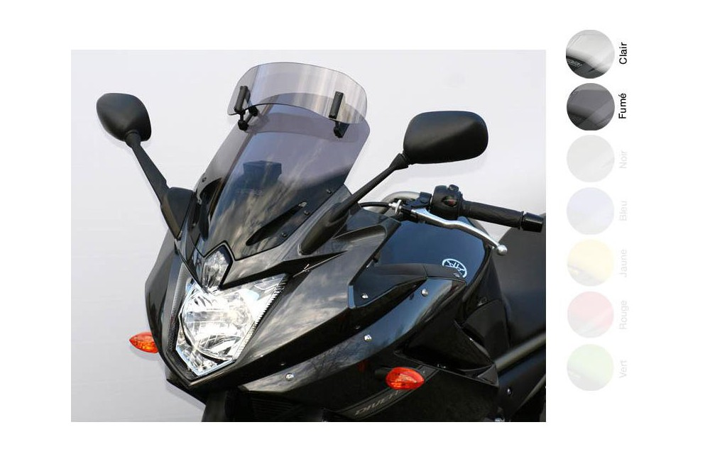 Bulle Vario Moto MRA +50mm pour Yamaha XJ6 Diversion