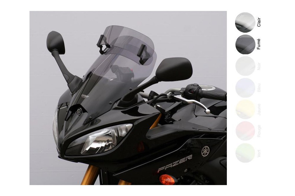 Bulle Vario Moto MRA +55mm pour Yamaha Fazer 8