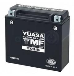 Batterie Moto Yuasa YTX20L-BS