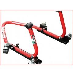 Béquilles de Stand Bike Lift Easy Mover 360° + Support V