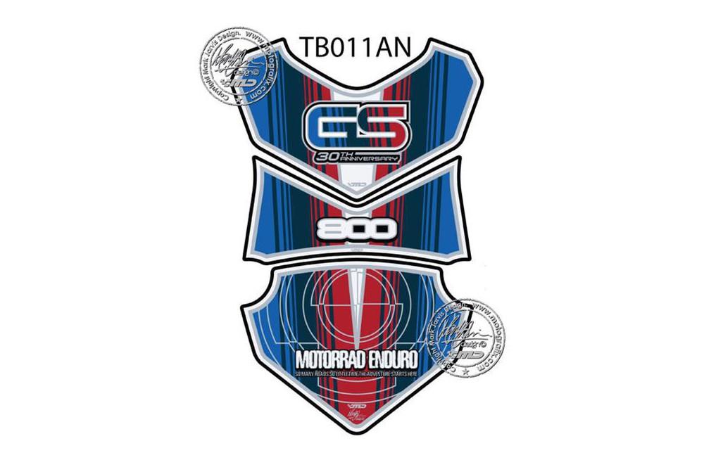 Protection de réservoir moto pour BMW F800GS