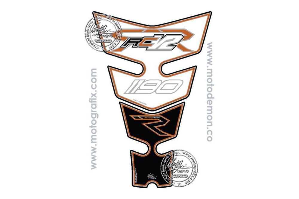Protection de réservoir moto pour KTM 1190 RC-8 R