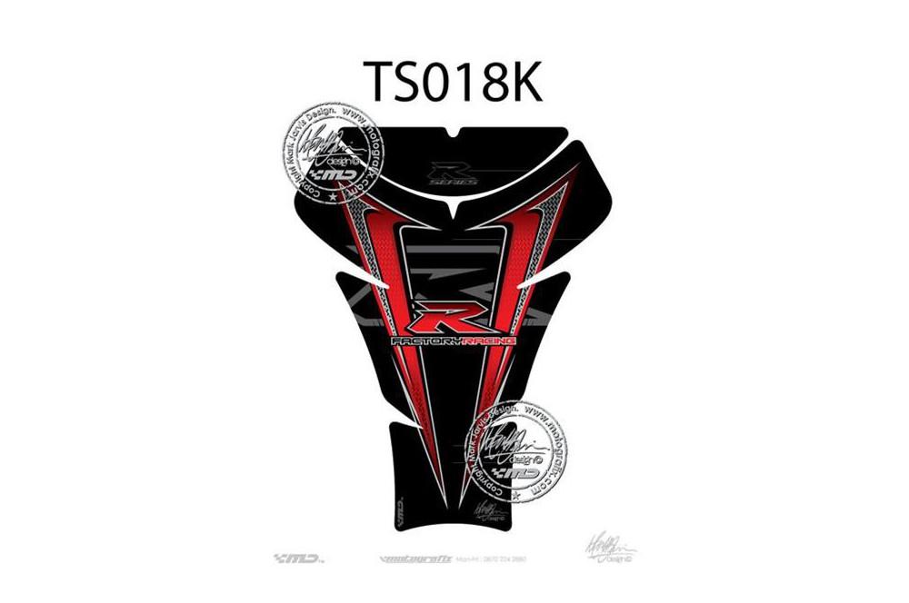 Protection de réservoir moto pour Suzuki GSXR 600 / 750 / 1000