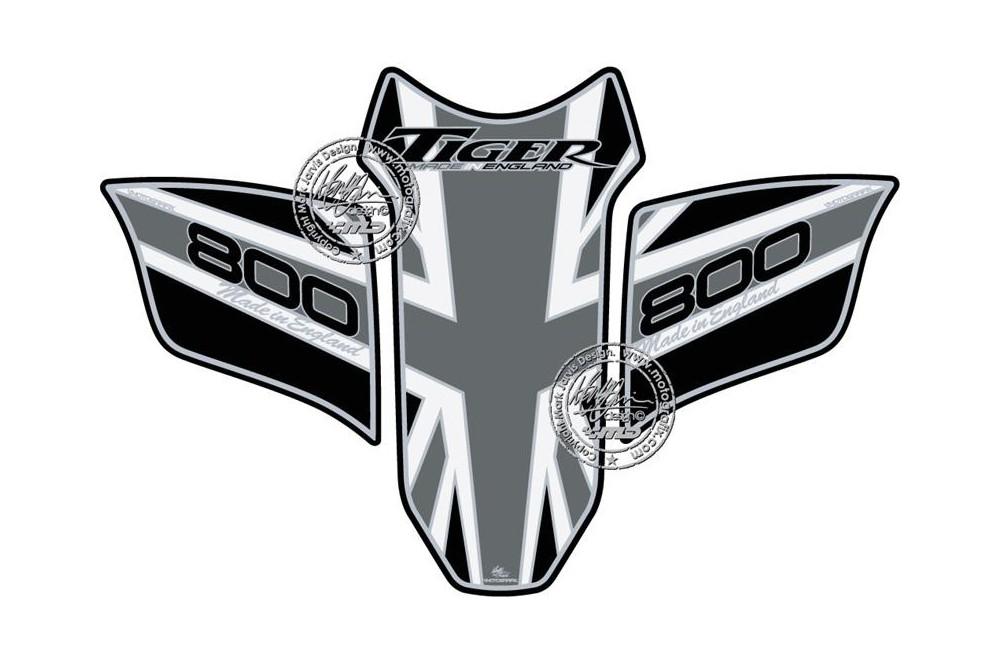 Protection de réservoir moto pour TRIUMPH 800 Tiger