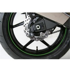 Pions / Diabolo de levage racing R&G pour ZX10R (04-10)