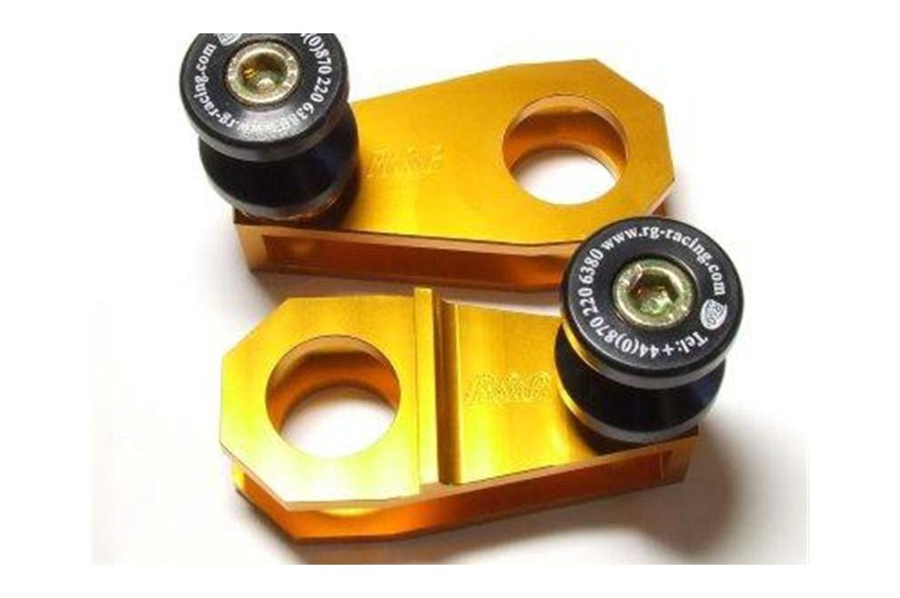 Pions / Diabolo de levage racing R&G pour YZF-R6 06-14