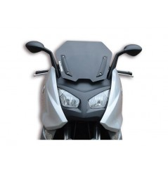 Bulle Sport Fumée Scooter Malossi pour BMW C600 Sport (12-16)