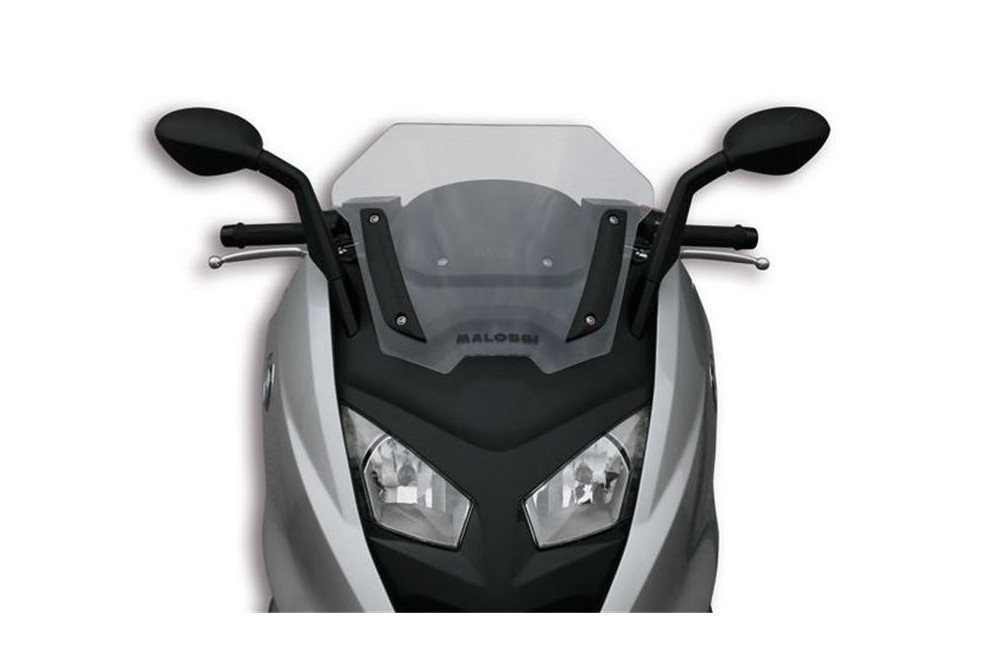 Bulle Sport Claire Scooter Malossi pour BMW C600