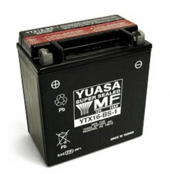 Batterie Moto Yuasa YTX16-BS1