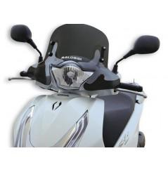 Bulle Sport Fumée Scooter Malossi pour SH125i et 150 (13-14)