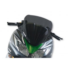 Bulle Sport Fumée Scooter Malossi pour Kawasaki J300 (14-16)