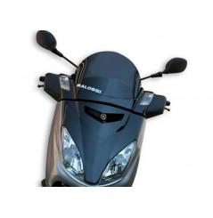 Bulle Sport Fumée Scooter Malossi pour Mbk Skycruiser 125 - 250 et Yamaha X-max 125 et  250 de 2006 à 2008