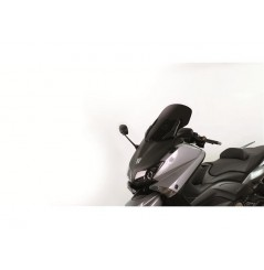 Bulle Sport Noire Scooter MRA pour Yamaha T-Max 530 (12-16)