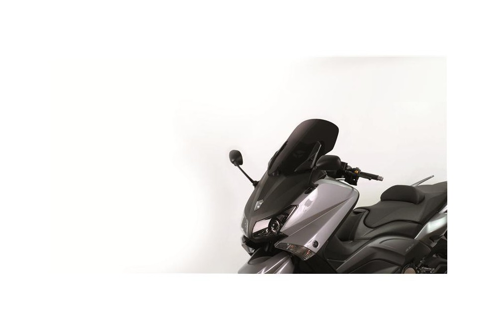 Bulle Sport Noire Scooter MRA pour Yamaha T-Max 530 12-15