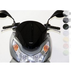 Bulle Sport Claire Scooter MRA pour Honda PCX 125 (09-16)