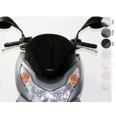 Bulle Sport Noire Scooter MRA pour Honda PCX 125 (09-16)