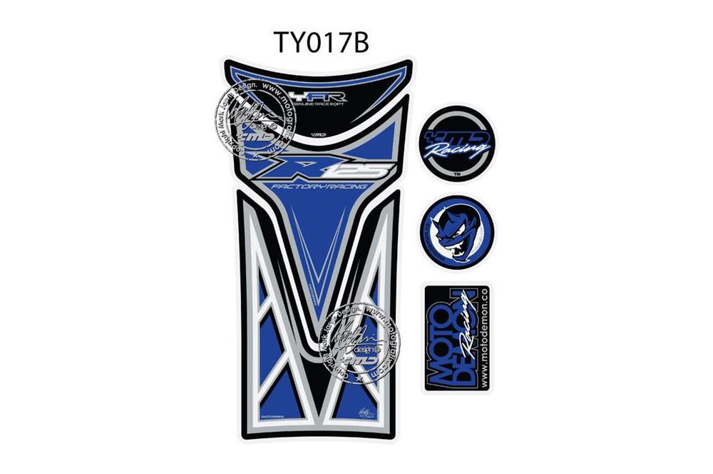 Protection de réservoir moto pour YAMAHA YZF-R125