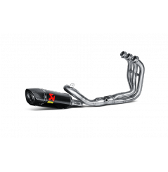 Ligne Akrapovic Carbone MT09 (14-16)
