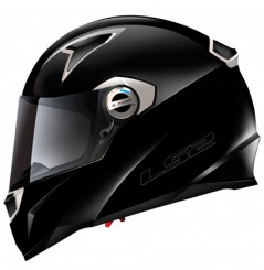 CASQUE LS2 FF396.3 FT2 NOIR SINGLE MONO