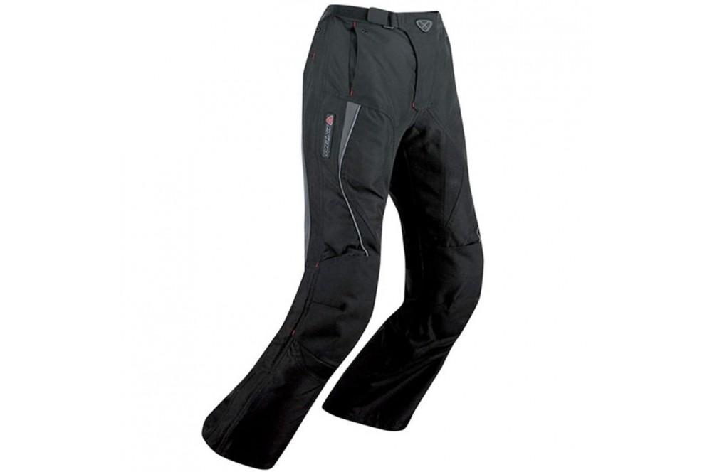 Pantalon Moto Textile Homme Ixon Roller Noir
