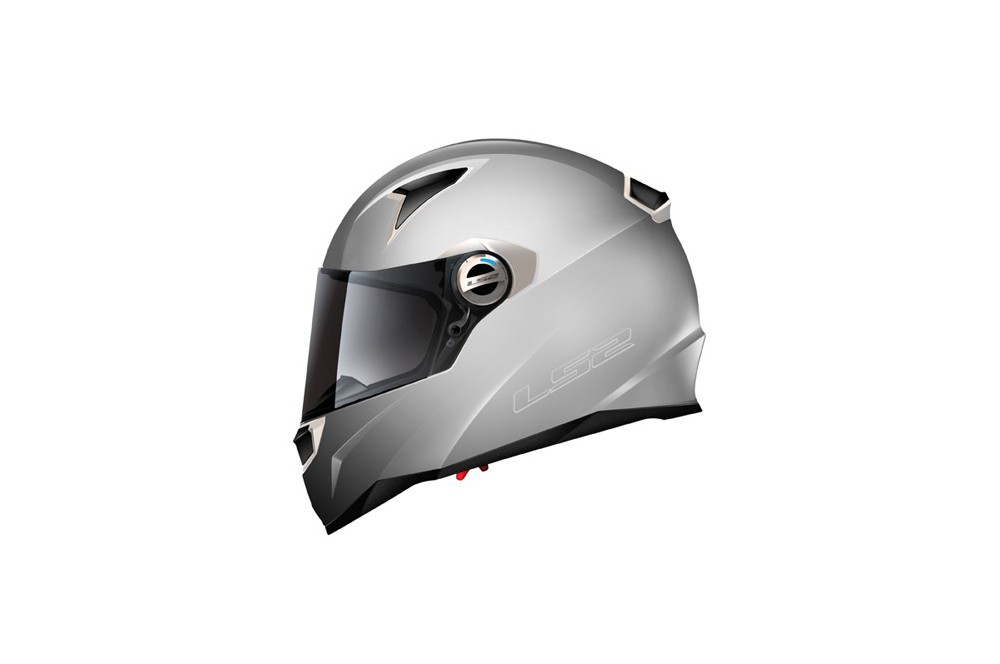 CASQUE LS2 FF396.3 FT2 GRIS SINGLE MONO