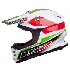 CASQUE LS2 MX456 TUAREG Red-Green