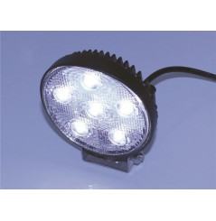 Feux à Leds Additionnel Moto Off Road Light 18W
