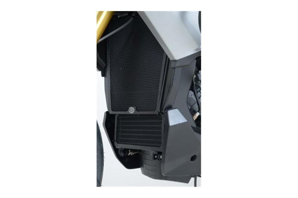 Protection De Radiateur R&G pour Caponord 1200 13-14