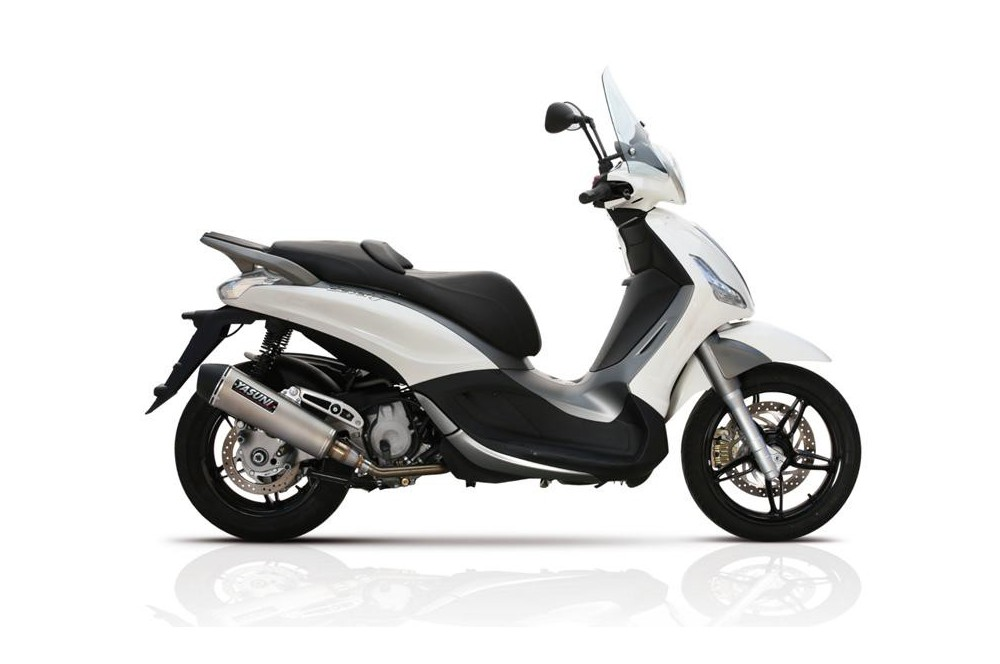 Echappement Scooter Yasuni Scooter 4 pour Beverly 350