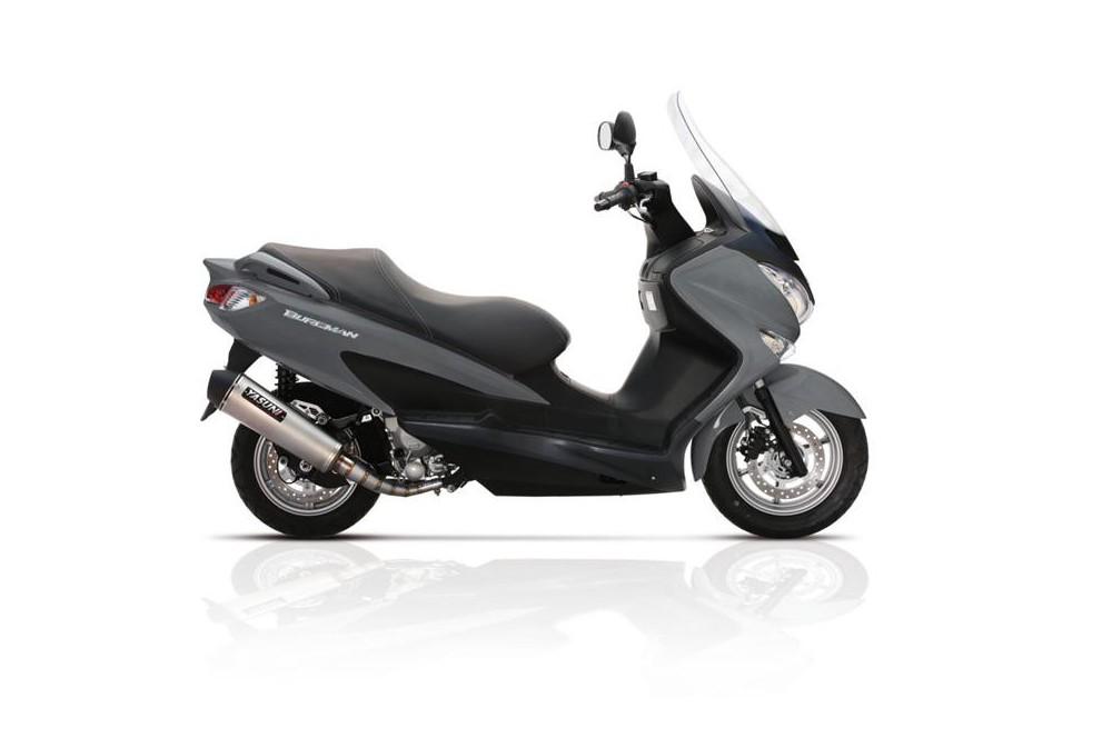 Echappement Scooter Yasuni Scooter 4 pour Burgman 125