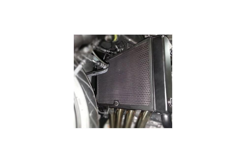 protection de radiateur r g pour cb650f et cbr650r. Black Bedroom Furniture Sets. Home Design Ideas