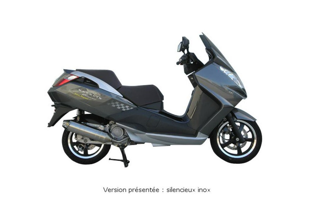 accessoires scooter peugeot satelis 125 de 2012. Black Bedroom Furniture Sets. Home Design Ideas