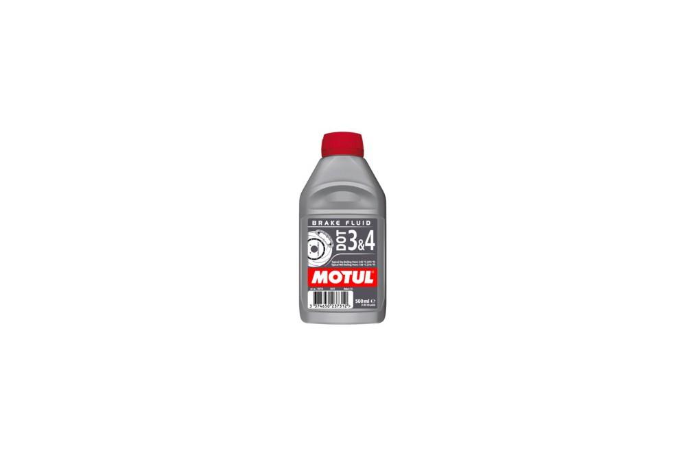 Liquide de frein Motul DOT 3 & 4 Brake fluid pour Moto