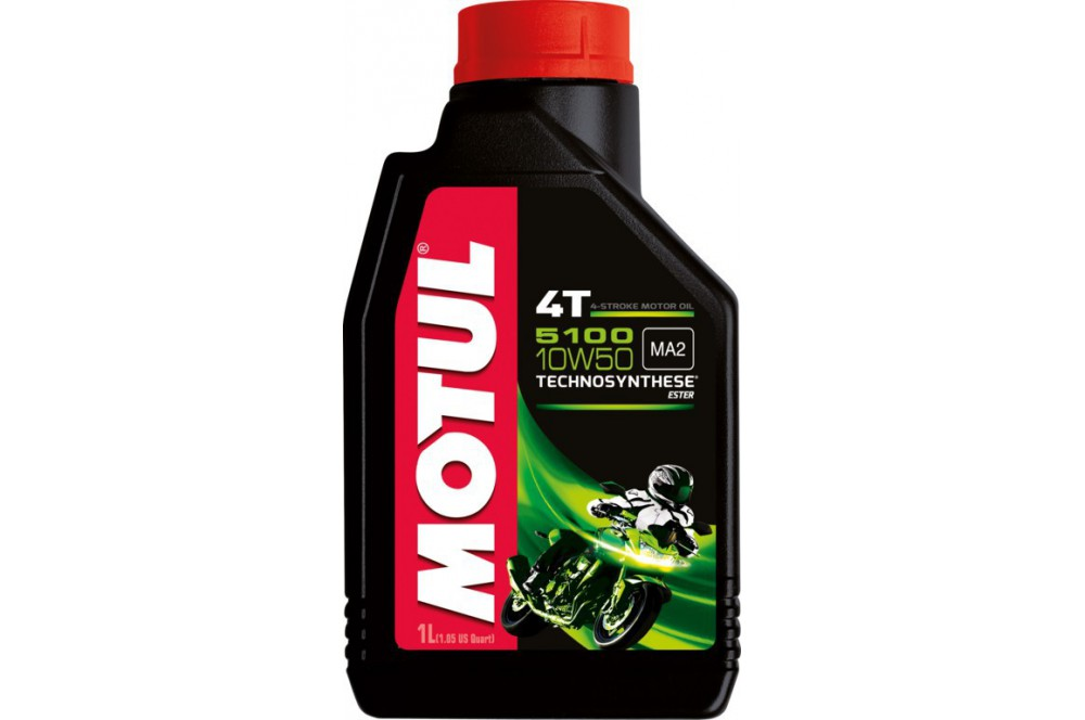huile moto motul 5100 4t 10w50 1 litre street moto piece. Black Bedroom Furniture Sets. Home Design Ideas