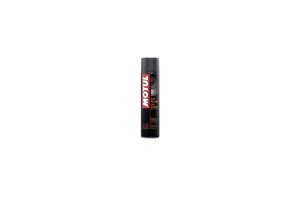 Lubrifiant filtre a air Motul AIR FILTER OIL SPRAY MC Care A2