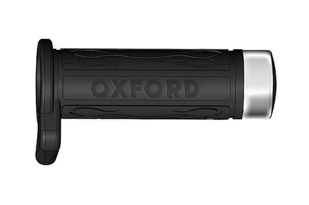 Poignées Chauffantes Moto Hot Grips Cruiser Oxford