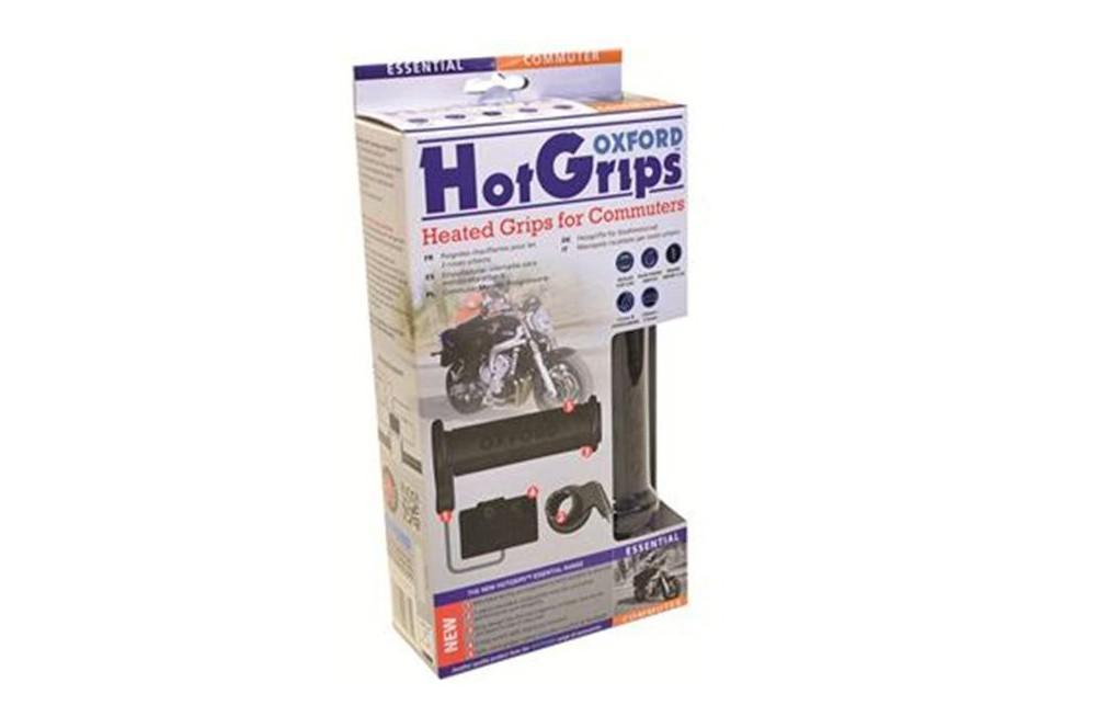 Poignées Chauffantes Hot Grips Commuter Oxford