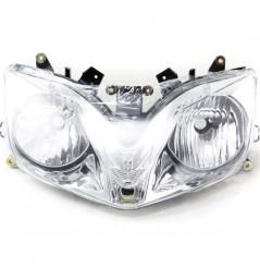 Optique Avant Type Origine Moto pour Honda CBR600F 01-06