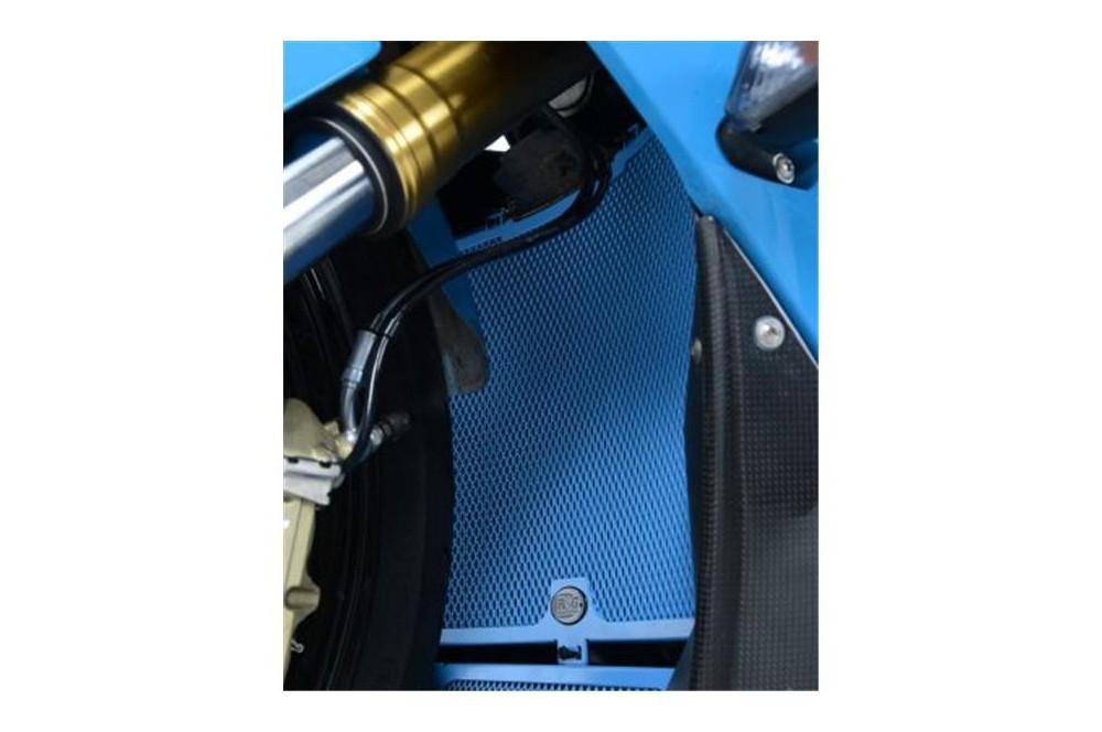 Protection De Radiateur Bleu R&G BMW S1000R 14-15