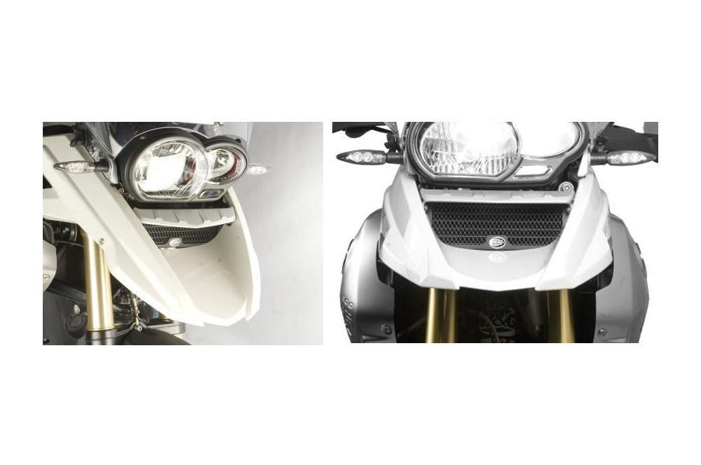 Protection De Radiateur d'Huile R&G BMW R1200GS 10-12